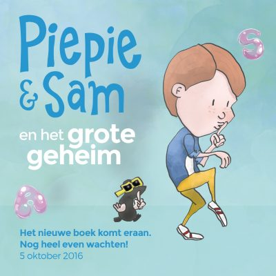 Piepie & Sam En Het Grote Geheim